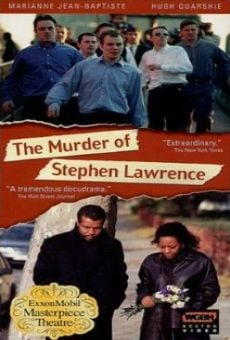 The Murder of Stephen Lawrence online