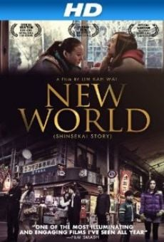The New World on-line gratuito