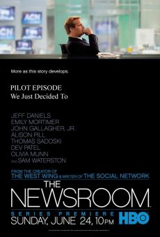 The Newsroom: We Just Decided To - Pilot Episode online streaming