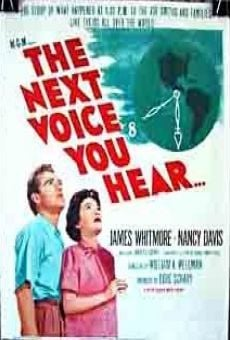 Ver película The Next Voice You Hear...