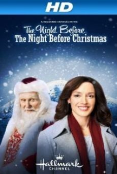 Película: The Night Before the Night Before Christmas
