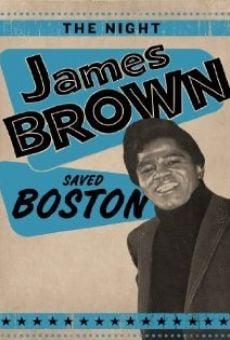 Película: The Night James Brown Saved Boston