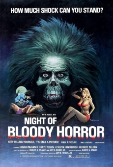 Night of Bloody Horror on-line gratuito