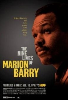 The Nine Lives of Marion Barry online streaming
