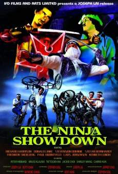 The Ninja Showdown on-line gratuito