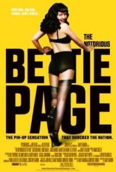 The Notorious Bettie Page online kostenlos