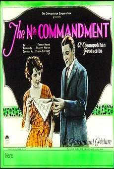 Película: The Nth Commandment
