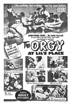 The Orgy at Lil's Place online streaming