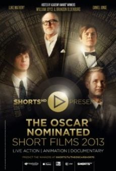 The Oscar Nominated Short Films 2013: Live Action online