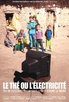 Thé ou électricité (Tear or Electricity) on-line gratuito