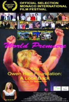 Ver película The Owen Hart Foundation: A Look Back