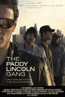 Película: The Paddy Lincoln Gang