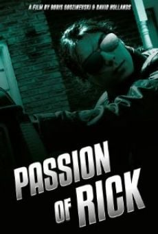 Película: The Passion of Rick