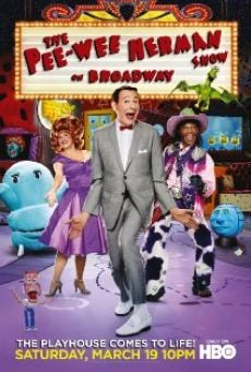 Ver película The Pee-Wee Herman Show on Broadway