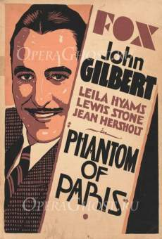 Ver película The Phantom of Paris