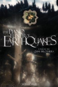 The Piano Tuner of Earthquakes online streaming