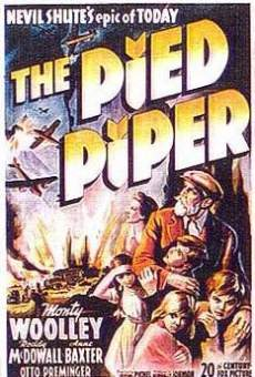 Ver película The Pied Piper