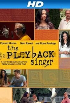 Ver película The Playback Singer