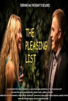The Pleasing List online