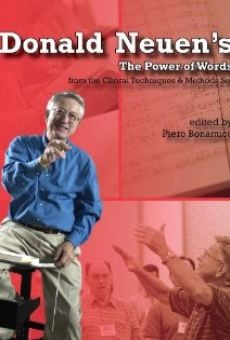 The Power of Words on-line gratuito