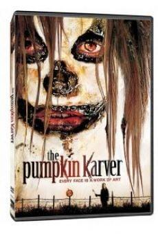 The Pumpkin Karver online
