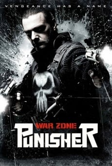 Ver película The Punisher: Zona de guerra