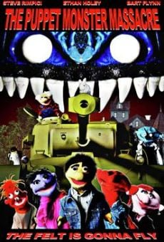 Ver película The Puppet Monster Massacre