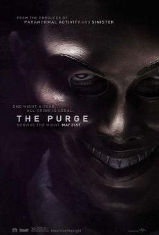 The Purge: La noche de las bestias online free