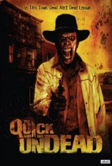 Película: The Quick and the Undead