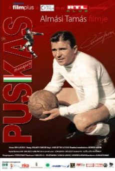 Ver película The Real Puskas