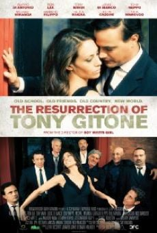 The Resurrection of Tony Gitone online free