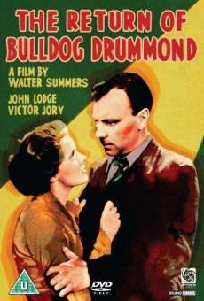 The Return of Bulldog Drummond on-line gratuito