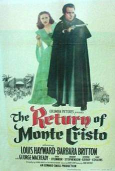 Ver película The Return of Monte Cristo