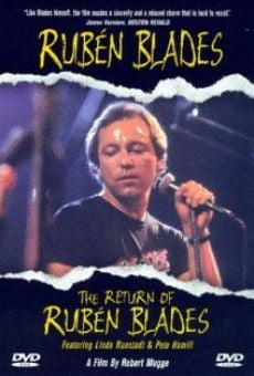 The Return of Ruben Blades on-line gratuito