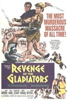 La vendetta di Spartacus en ligne gratuit