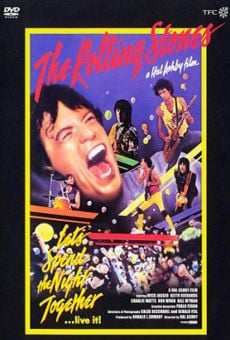 Película: The Rolling Stones. Let's Spend the Night Together
