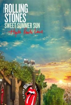 Película: The Rolling Stones: Sweet Summer Sun from Hyde Park