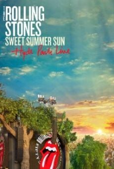 The Rolling Stones 'Sweet Summer Sun: Hyde Park Live' online streaming