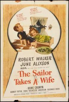 Ver película The Sailor Takes a Wife