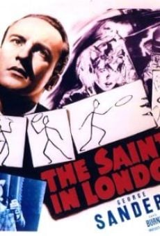 The Saint in London on-line gratuito