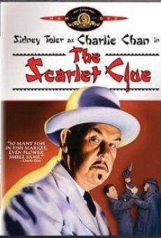 The Scarlet Clue gratis