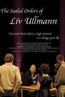 The Sealed Orders of Liv Ullmann