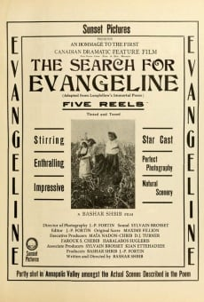 Ver película The Search for Evangeline