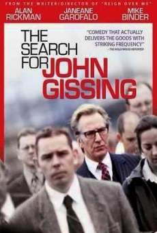 The Search for John Gissing online