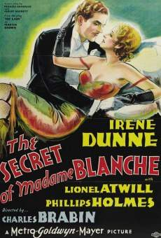 Película: The Secret of Madame Blanche