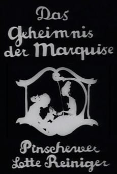 Película: The Secret of the Marquise