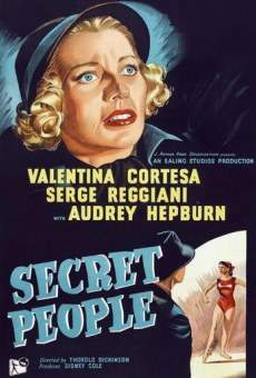 The Secret People on-line gratuito