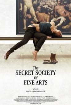 Ver película The Secret Society Of Fine Arts