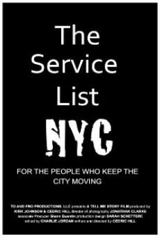 Ver película The Service List: NYC