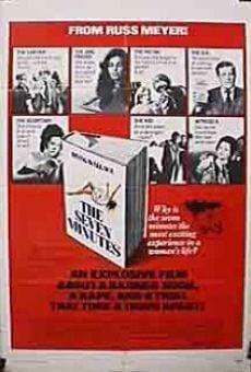 the seven minutes 1971 film en fran ais cast et bande annonce. Black Bedroom Furniture Sets. Home Design Ideas